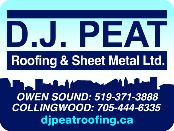 D J Peat Roofing Amp Sheet Metal Ltd Established In 1972